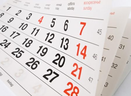 Calendario formazione del Progetto Volunteering is Active Involvement